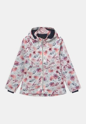 NKFMAXI BLOOM - Light jacket - snow white