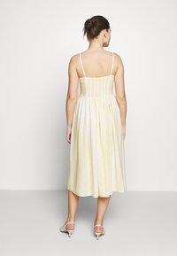 Mavi - BUTTON DRESS - Robe d'été - french vanilia - 2