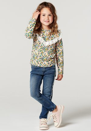 LILLIBET - Long sleeved top - snow white