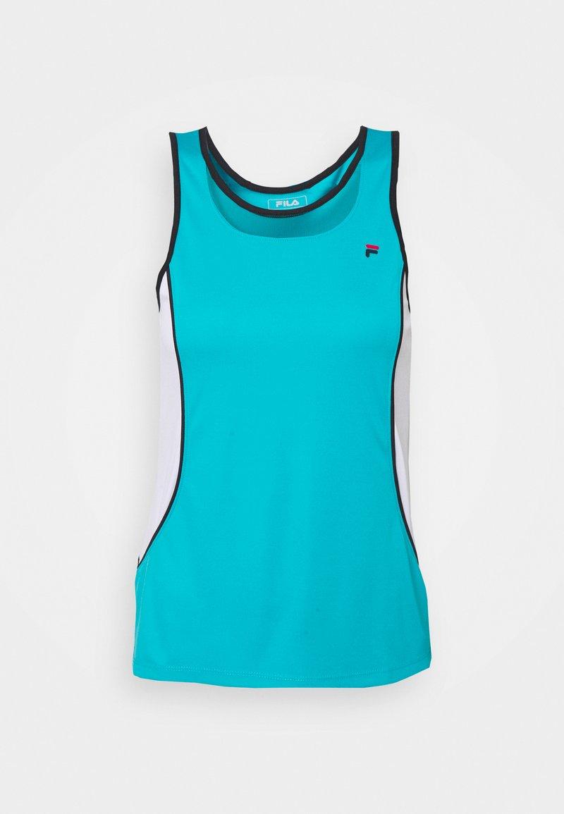 Fila - VIVIENNE - Top - turquoise