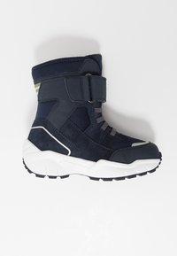 Superfit - CULUSUK - Zimní obuv - blau/grün - 1