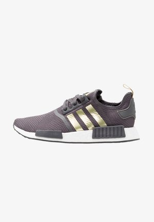 NMD_R1 - Trainers - grey five/gold metallic/pyrite