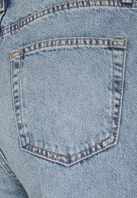 ONLY Tall - ONLHOPE LIFE WIDE - Flared jeans - light blue denim - 3