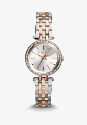 DARCI - Horloge - silver/rosegold-coloured
