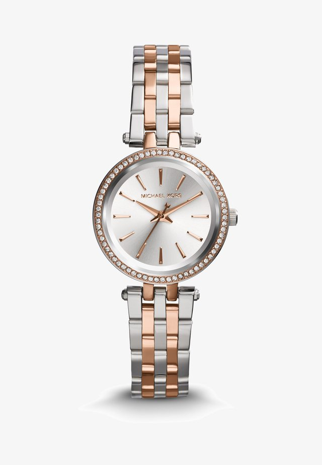 DARCI - Orologio - silver/rosegold-coloured