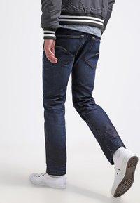 G-Star - 3301 STRAIGHT - Jeans Straight Leg - hydrite denim - 3