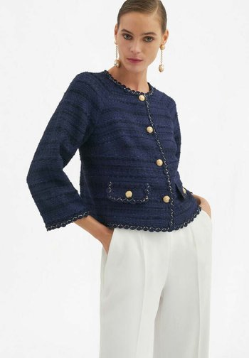 VITE - Light jacket - blu