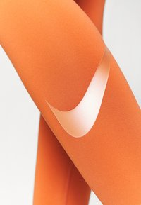 Nike Performance - NIKE ONE 7/8 - Medias - light sienna/white - 3