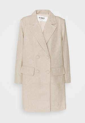 CARTER JACKET - Classic coat - cream