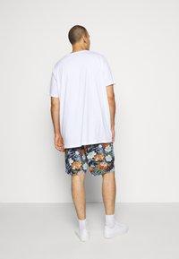 Jack´s Sportswear - FLORAL CHAMBRAY  - Short - blau - 2