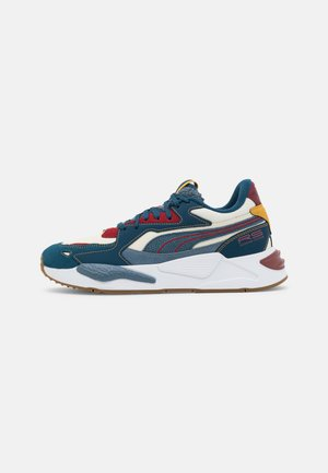 RS-Z P.UNI UNISEX - Sneakers - ivory glow/china blue/intense red