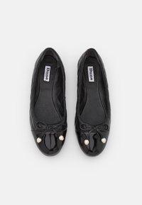 Dune London - HAMMERSMITH - Ballet pumps - black - 5