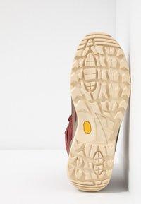 Lowa - RENEGADE GTX MID - Hiking shoes - cayenne - 4