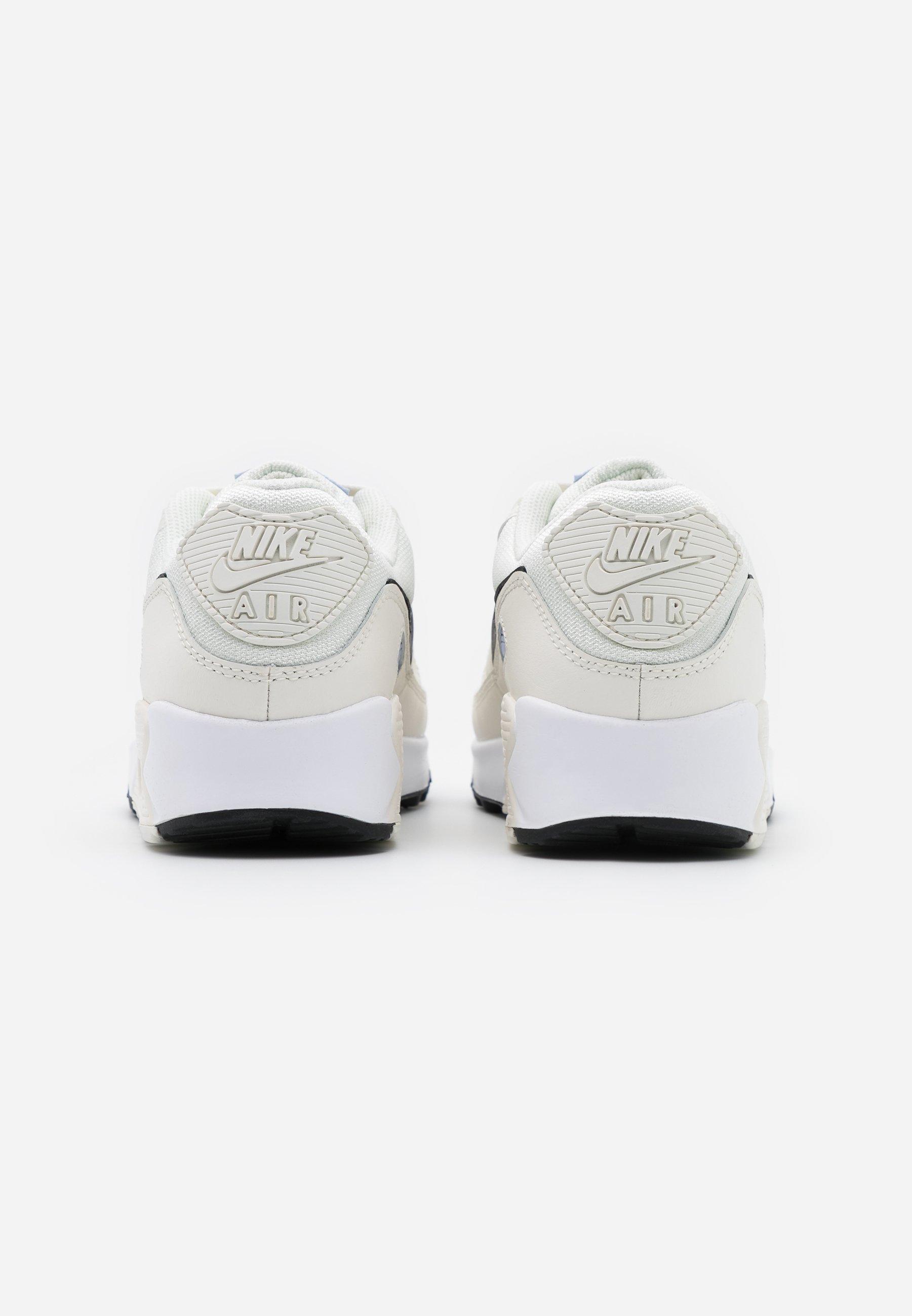 Grande remise Meilleurs prix Nike Sportswear AIR MAX 90 Baskets basses sail/black/ghost rqbUJ