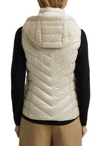 Esprit - MIT 3M™ THINSULATE™ - Waistcoat - cream beige - 6