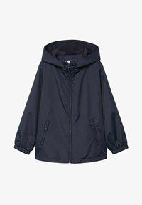 Mango - CHICAGO - Summer jacket - bleu marine foncé - 0