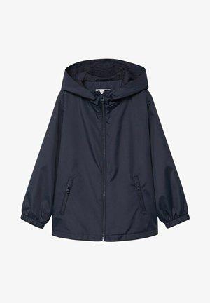 CHICAGO - Summer jacket - bleu marine foncé