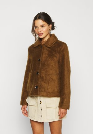 ONLADELE JACKET - Winter jacket - toasted coconut