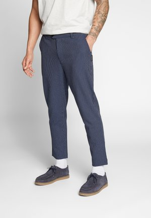 GAVIN TROUSER - Trousers - navy