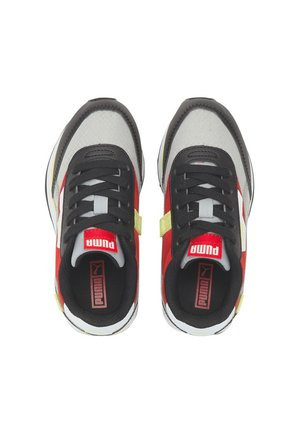 Baskets basses - puma black-high rise