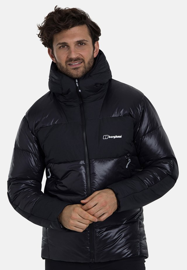 ARKOS REFLECT  - Down jacket - black