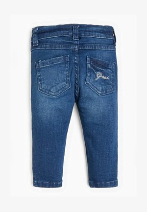 Jeans Skinny Fit - mehrfarbig, grundton blau