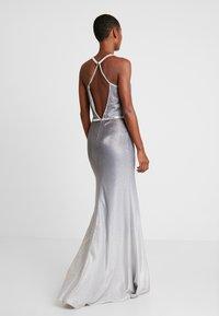 Luxuar Fashion - Společenské šaty - grau/silber - 2