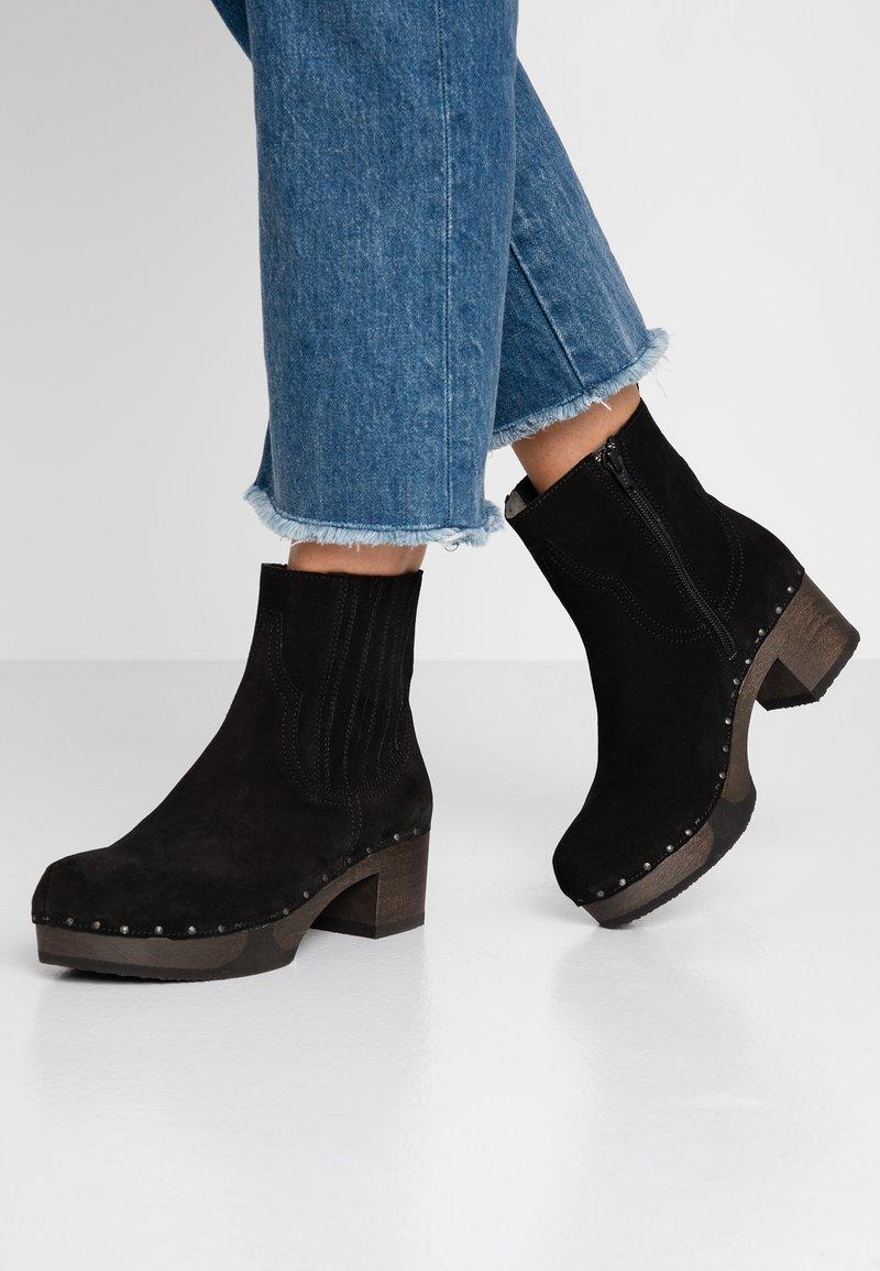 Softclox - JAMINA - Ankle boots - schwarz