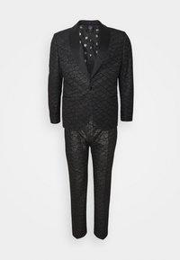 Twisted Tailor - PHONOX SUIT SET - Suit - black - 0