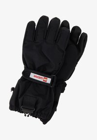 LEGO Wear - WALFRED GLOVES - Gloves - black - 0
