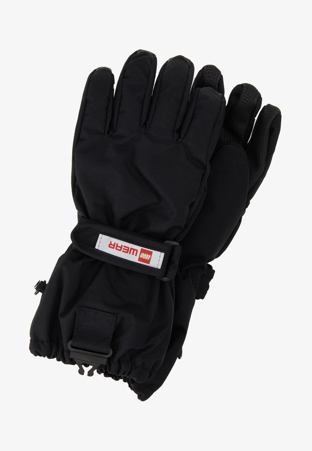 WALFRED GLOVES - Sormikkaat - black