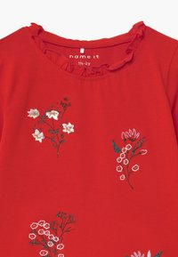Name it - NMFKALISA - Long sleeved top - valiant poppy - 3