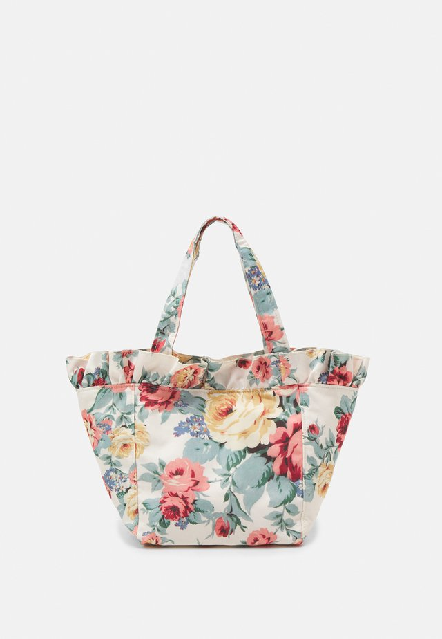 CLAIRE TOTE - Kabelka - white