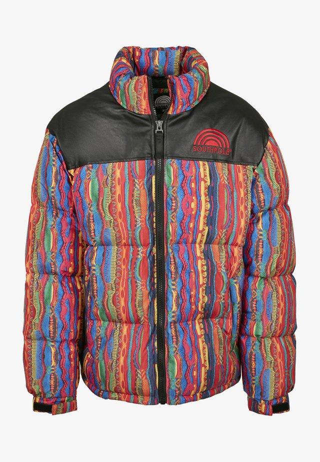 Veste d'hiver - multicolored