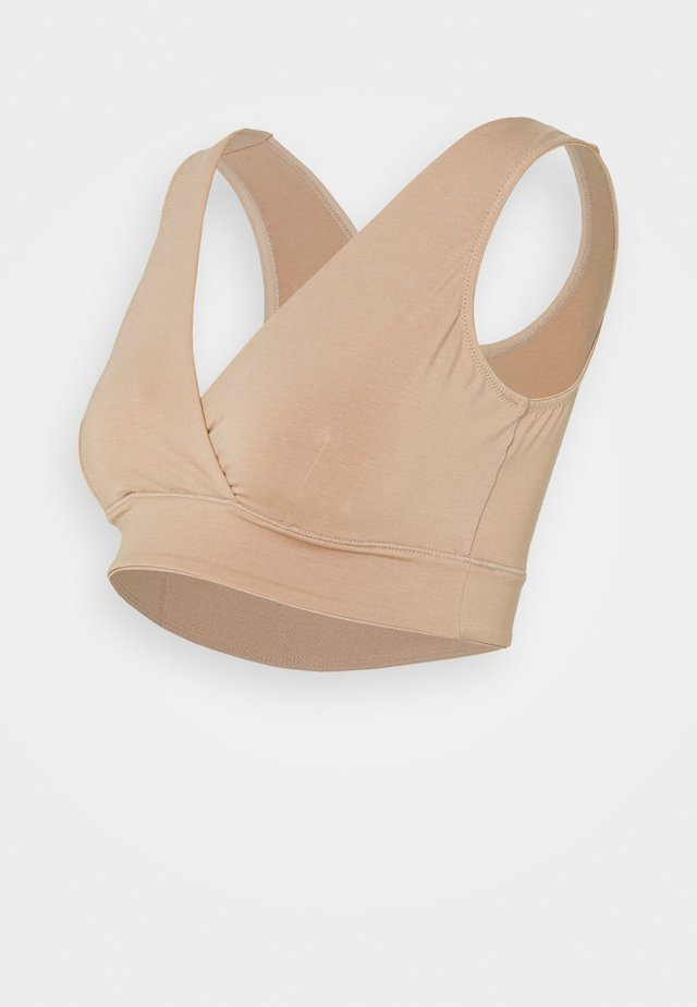 FULL CUP BRA - Bustier - sand