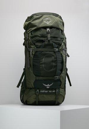 AETHER AG 70 - Hiking rucksack - adirondack green
