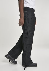 Brandit - Cargo trousers - black - 4