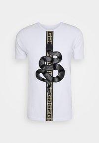 Glorious Gangsta - DEVANEY  - T-shirt con stampa - white - 4