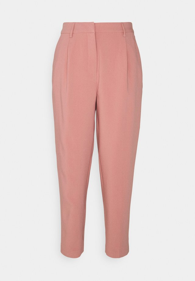 CINDY DAGNY PANT - Chinos - dusty rose