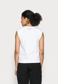Desigual - NATURE - Print T-shirt - white - 2