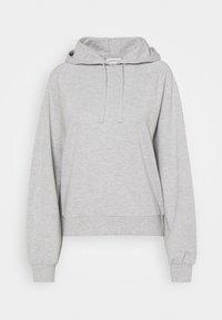 Even&Odd - Jersey con capucha - light grey - 0