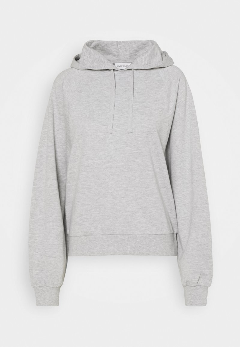 Even&Odd - Hoodie - light grey