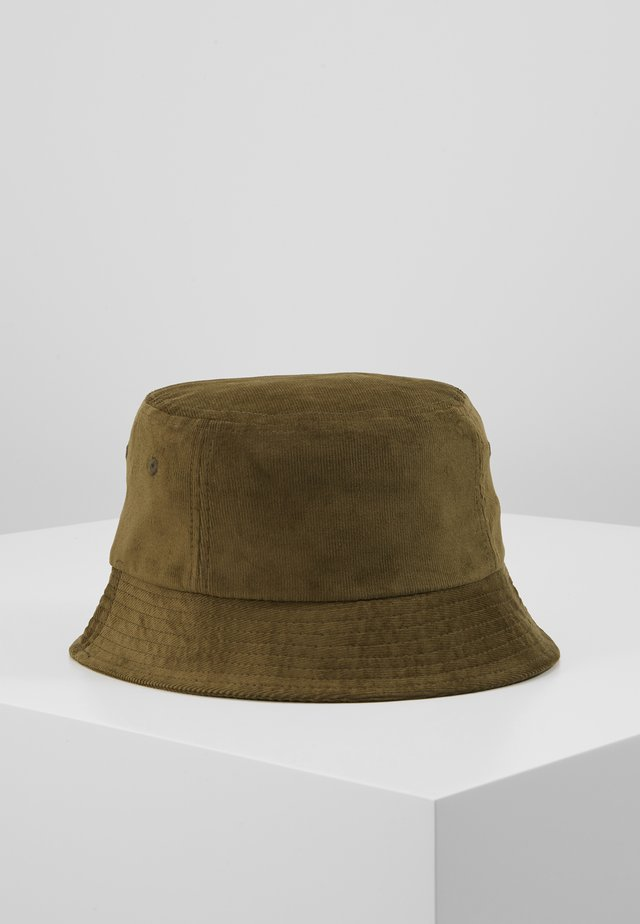 GRAHAM BUCKET HAT - Sombrero - dark olive green