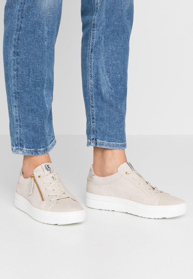 Sneakers basse - venere sabia/glitter/naturale