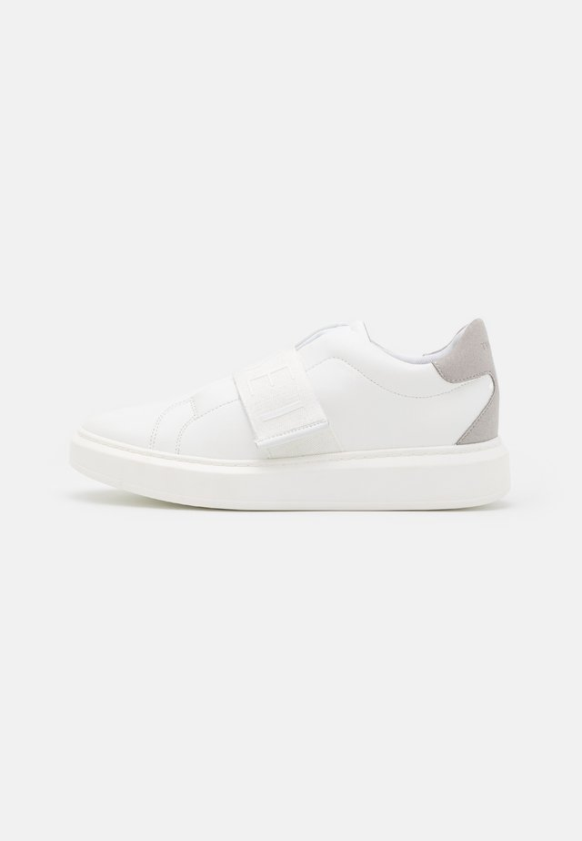 BASSA BANDA LOGATA - Sneakers laag - bianco ottico