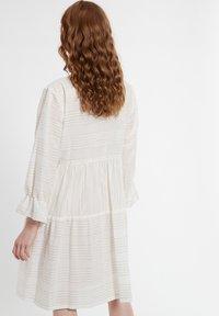 Ana Alcazar - Day dress - offwhite - 2