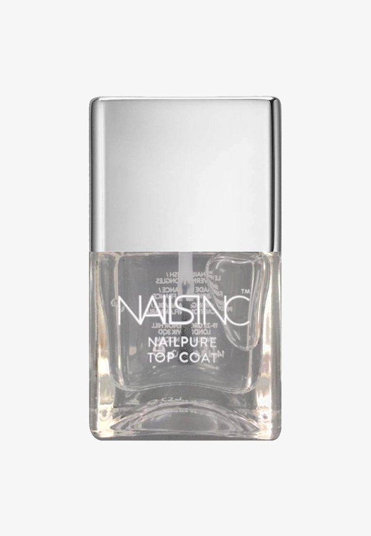 Nails Inc - NAILPURE TOP COAT 14ML - Nail polish (top coat) - 8992 neutral