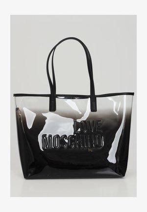 Tote bag - nero/nero