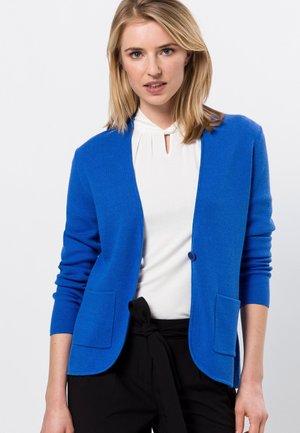 Cardigan - marina blue