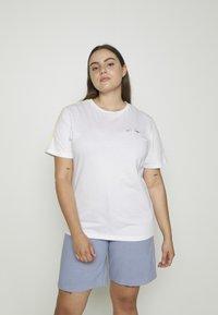 Ellesse - MADELENA - Print T-shirt - white - 0
